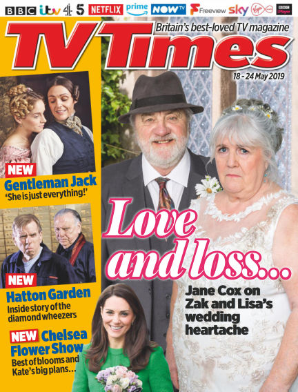 TV Times May 14, 2019 00:00
