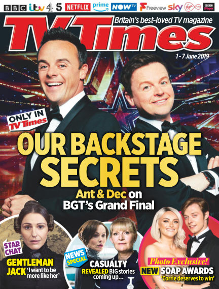 TV Times May 28, 2019 00:00