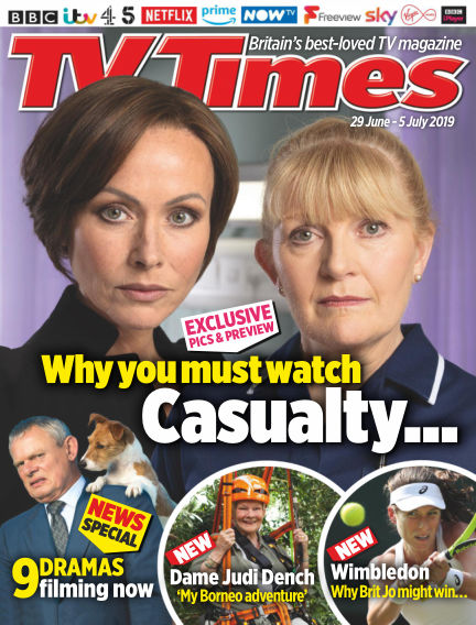 TV Times June 25, 2019 00:00