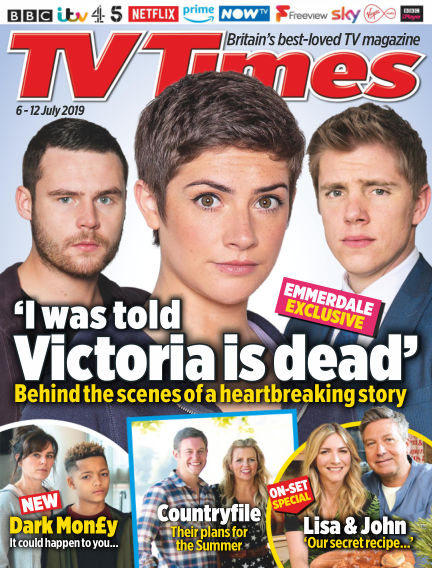 TV Times July 02, 2019 00:00