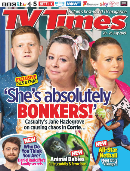TV Times July 16, 2019 00:00
