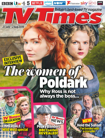 TV Times July 23, 2019 00:00
