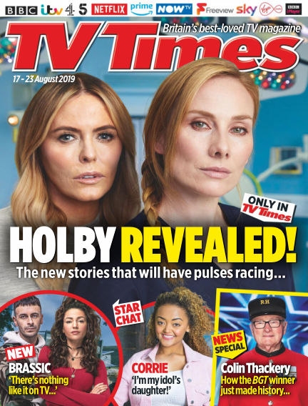 TV Times August 13, 2019 00:00