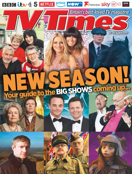 TV Times August 20, 2019 00:00