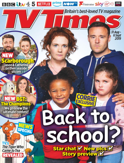 TV Times August 27, 2019 00:00