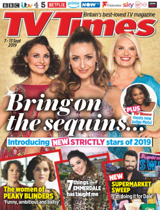 TV Times Sep 7 2019