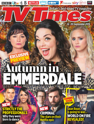 TV Times Sep 14 2019