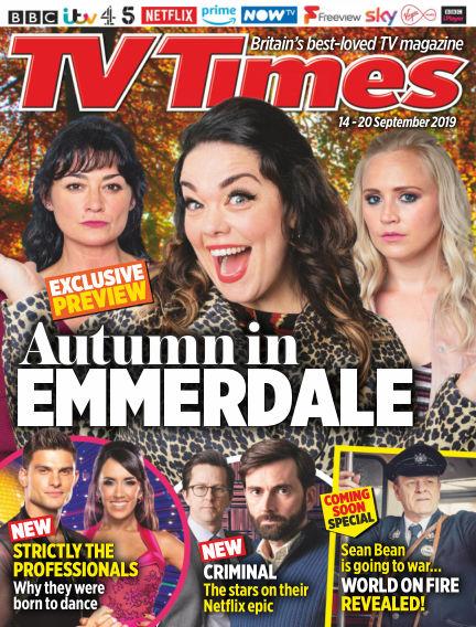 TV Times September 10, 2019 00:00