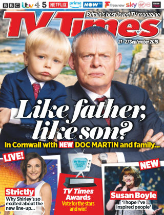 TV Times Sep 21 2019
