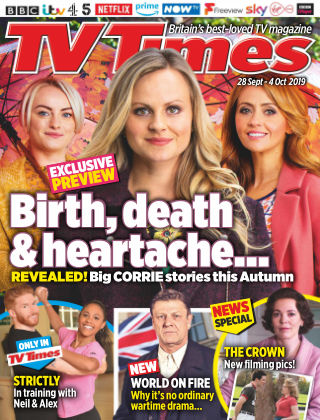 TV Times Sep 28 2019