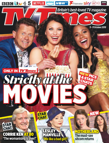 TV Times October 01, 2019 00:00