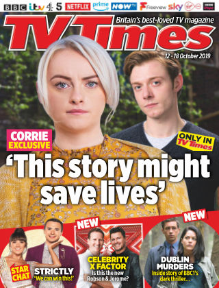 TV Times Oct 12 2019