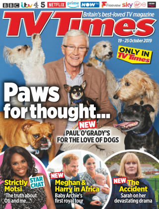 TV Times Oct 19 2019