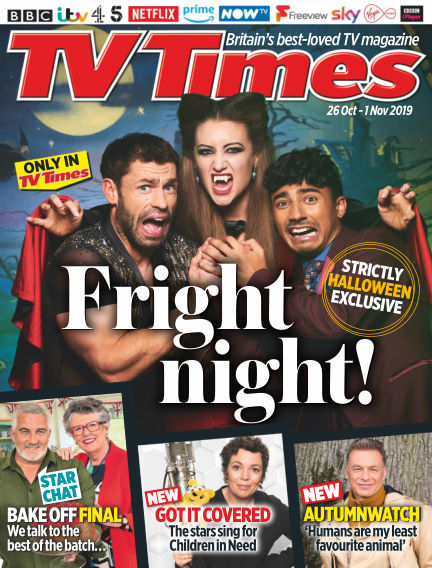 TV Times October 22, 2019 00:00