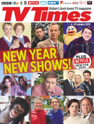 TV Times Jan 4 2020
