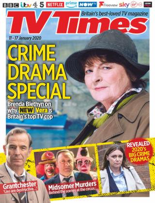 TV Times Jan 11 2020
