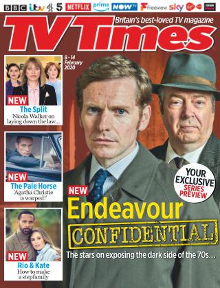 TV Times Feb 8 2020