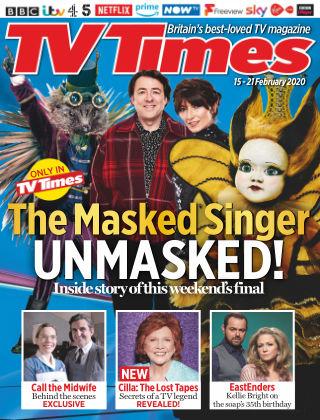 TV Times Feb 15 2020