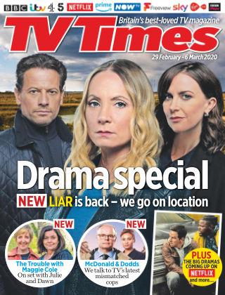 TV Times Feb 29 2020
