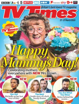 TV Times Mar 21 2020