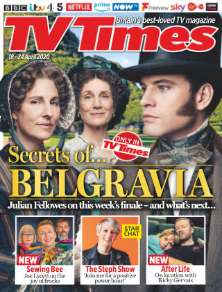 TV Times Apr 18 2020