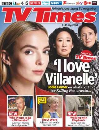 TV Times May 9 2020