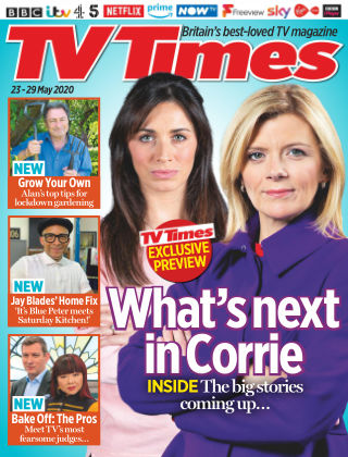 TV Times May 23 2020