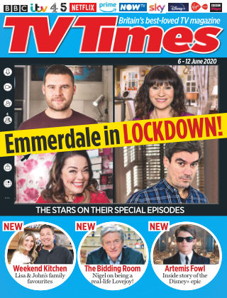 TV Times 6th June 2020