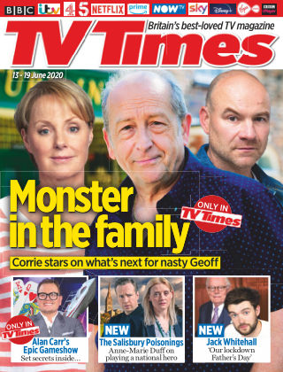 TV Times 13th June 2020