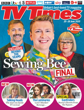 TV Times 20th June 2020