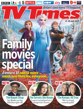 TV Times 4th July 2020