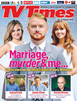 TV Times 15th August 2020