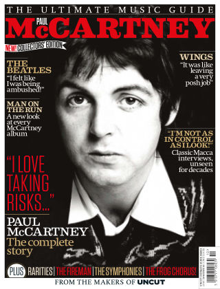Uncut Paul McCartney Guide