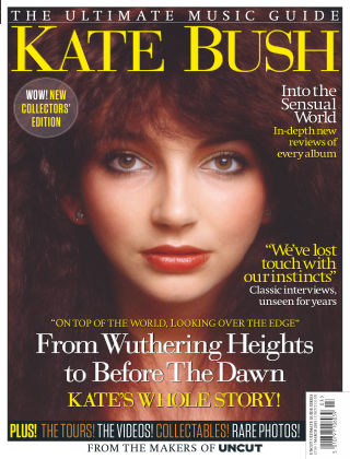 Uncut Kate Bush Special