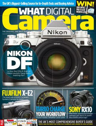 What Digital Camera Magazine February 2014