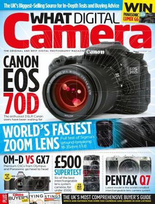 What Digital Camera Magazine November 2013