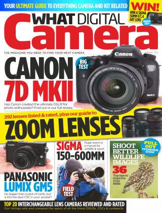 What Digital Camera Magazine January 2015