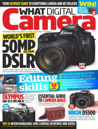 What Digital Camera Magazine April 2015