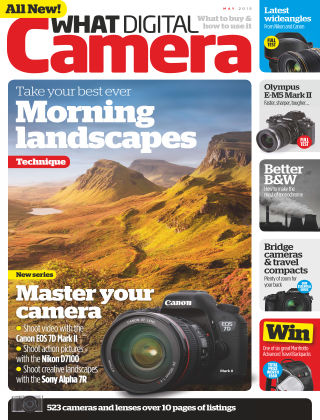 What Digital Camera Magazine May 2015