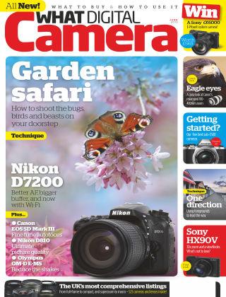 What Digital Camera Magazine June 2015