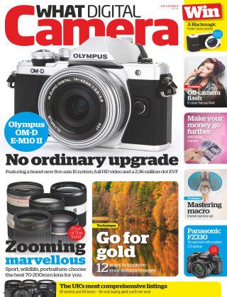 What Digital Camera Magazine December 2015