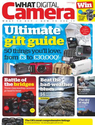 What Digital Camera Magazine Christmas Issue 2015