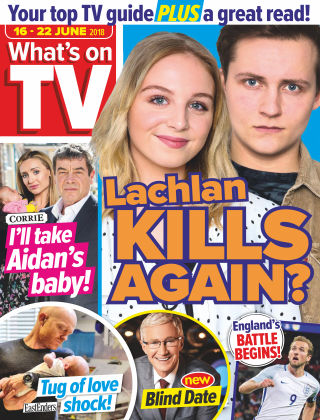 What's on TV 19th June 2018