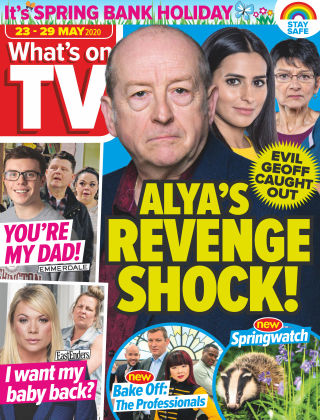 What's on TV May 23 2020