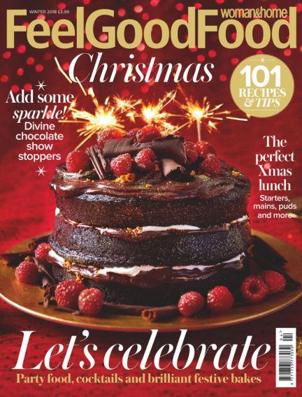 Woman & Home Feel Good Food Magazine