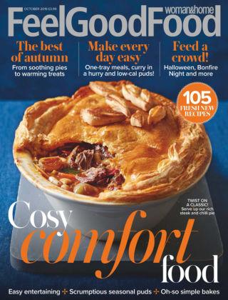 Woman & Home Feel Good Food Magazine Oct 2019