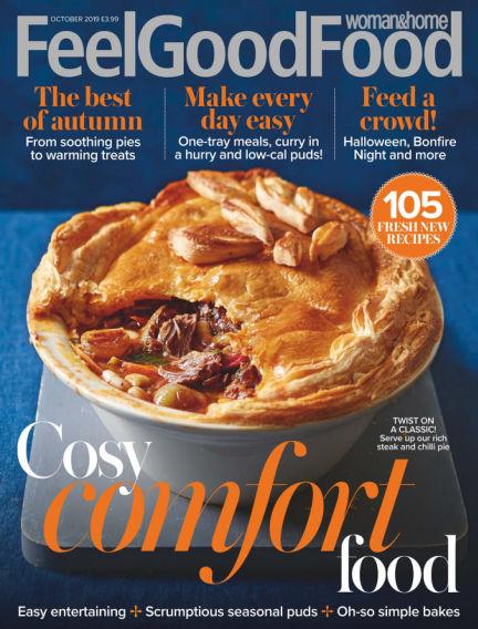 Woman & Home Feel Good Food Magazine September 02, 2019 00:00