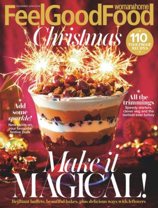 Woman & Home Feel Good Food Magazine Dec 2019