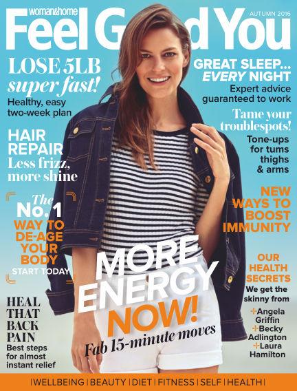 Woman & Home Feel Good You Magazine September 29, 2016 00:00