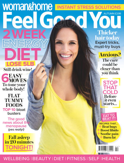 Woman & Home Feel Good You Magazine September 06, 2018 00:00
